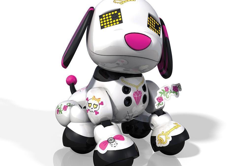 Zambirici CATEL ROBOT SCARLET