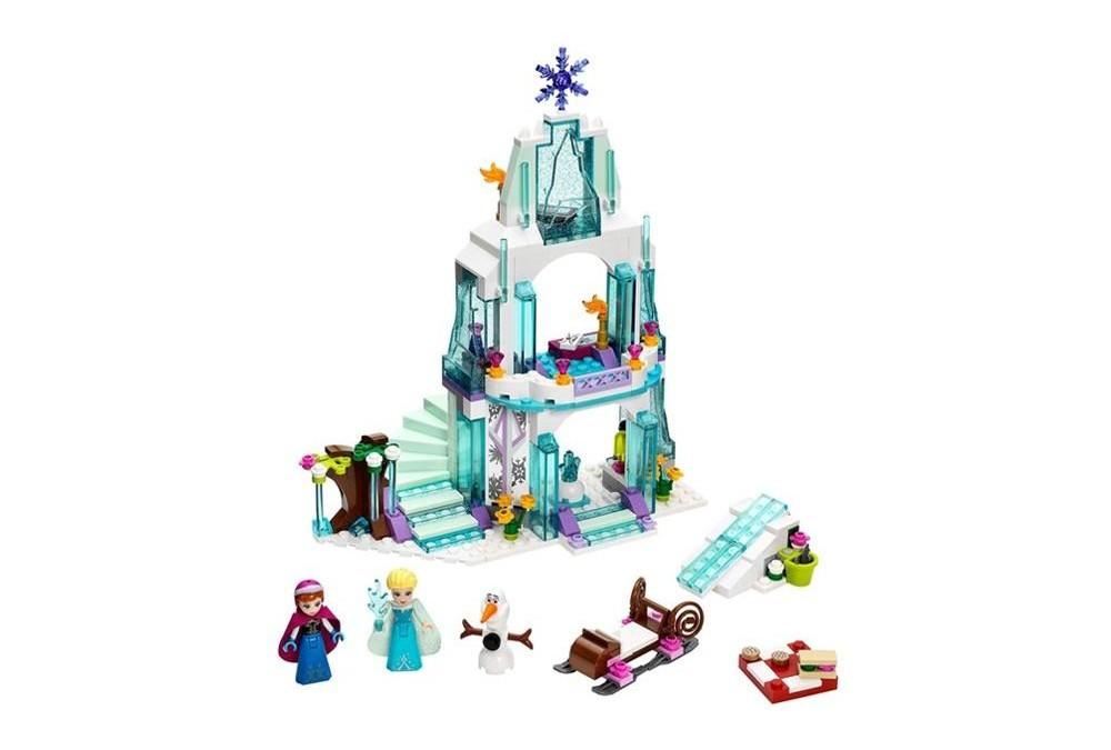 LEGO Castelul stralucitor de gheata al Elsei (41062)