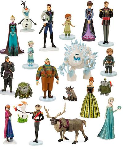 Disney Set 20 de figurine Frozen