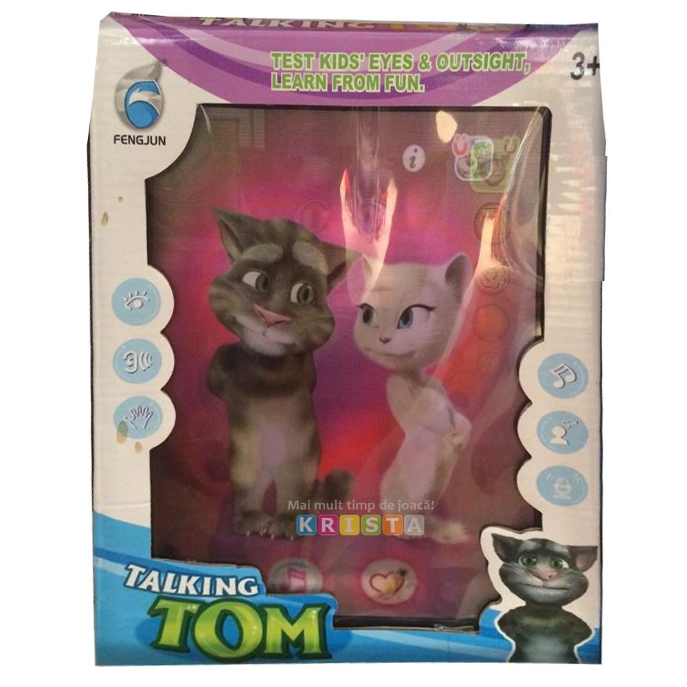 Tableta 3D Talking Tom Si Angela