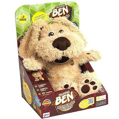 Dragon-I Toys Prieten vorbaret BEN