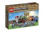 LEGO LEGO Minecraft, Cutie de crafting