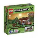 """Lego Legoâ® Minecraftâ""""¢ – Prima Noapte – 21115"""
