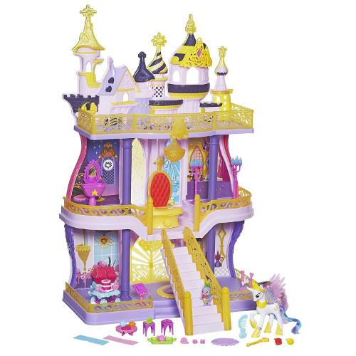 Hasbro Set My Little Pony Castelul din Canterlot