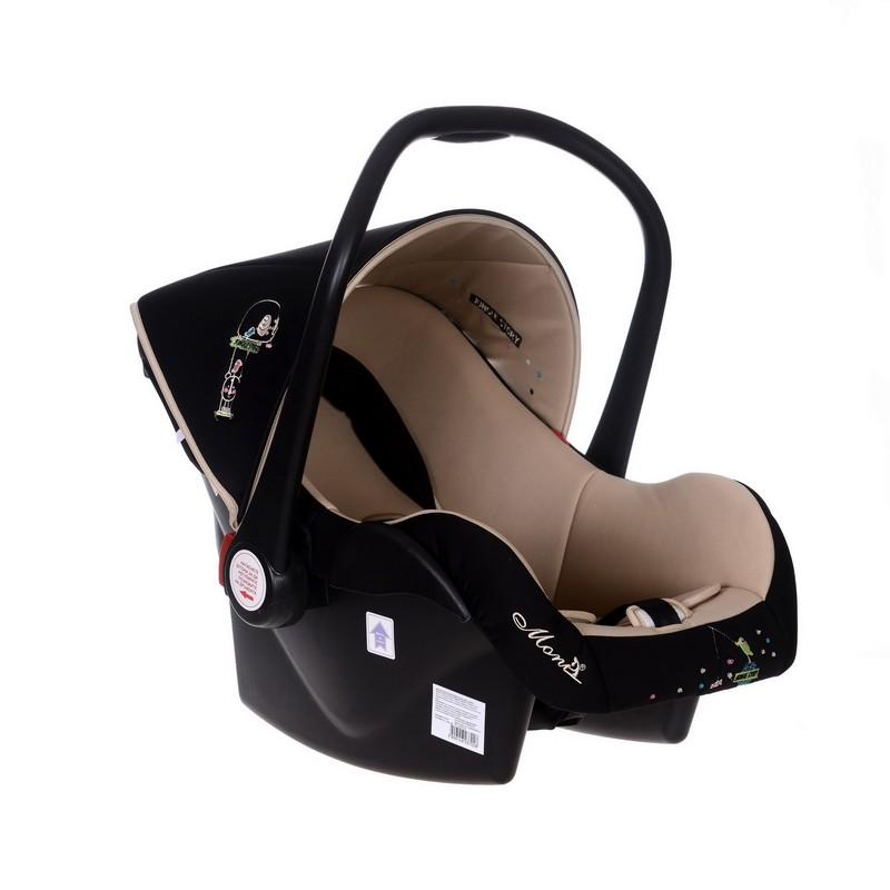 Babytravel Cosulet Auto Bebelusi MONI Babytravel-Black