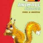Animale salbatice. Poezii si ghicitori – Carte de colorat