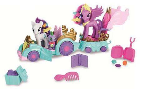 Hasbro My Little Pony – Princess celebration Cars- A3993