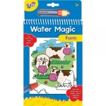 GALT Carte de colorat Apa Magica Ferma Water
