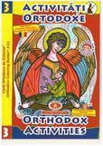 Potamitis Activitati ortodoxe. Carte de colorat  Vol. 3