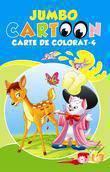 Galaxia copiilor Jumbo Cartoon. Carte de colorat – 4