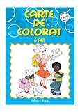Diana Carte de colorat pentru 6 ani