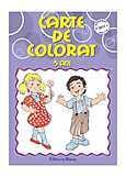 Diana Carte de colorat pentru 5 ani