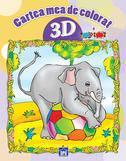 Didactica Publishing Cartea mea de colorat – 3D