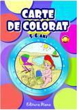 Diana Carte de colorat 5-6 ani