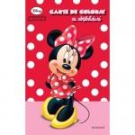 Egmont Carte de Colorat cu Abtibilduri Minnie Mouse