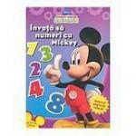Egmont Invata sa numeri cu Mickey (Jocuri si pagini de colorat)