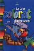 Gama Carte de colorat pentru baieti