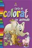 Gama Carte de colorat cu animale