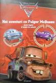 Egmont Noi aventuri cu Fulger McQueen : Jocuri logice si pagini de colorat