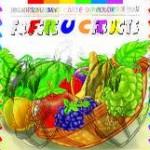 Crist Prima mea carte de colorat. Fructe