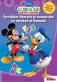 Egmont Invatam literele si numerele cu Mickey si Donald. Jocuri logice si pagini de colorat