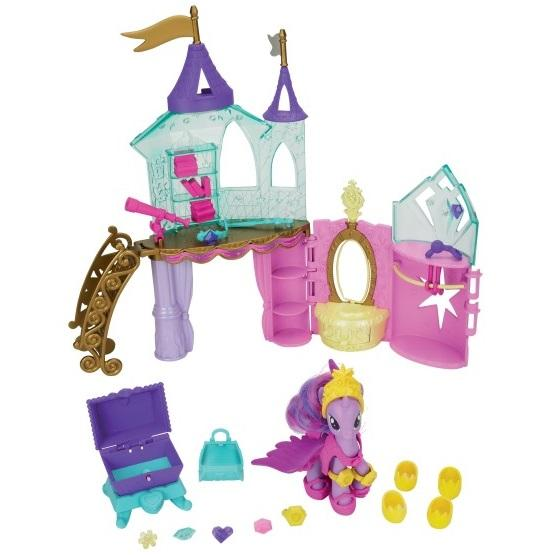 MY LITTLE PONY My Little Pony – Palatul de Cristal