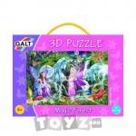 Galt Puzzle 3D: Padurea fermecata
