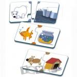 Miniland Puzzle animale
