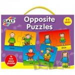 Galt Set 16 puzzle-uri Opposite (2 piese)