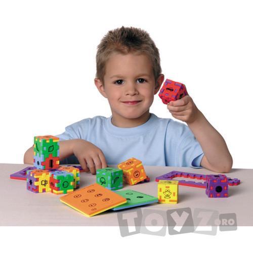 HappyCube Puzzle – Little Genius – set 6 bucati