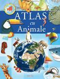 Girasol Atlas cu animale