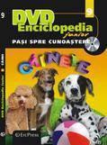 Erc Press DVD Enciclopedia Junior nr. 9. Pasi spre cunoastere – Cainele (carte + DVD)