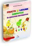 Rovimed Publishers Fructe si legume simpatice in ghicitori matematice