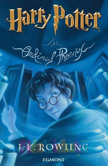 Egmont Cartea Harry Potter si Ordinul Phoenix