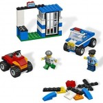 LEGO Set LEGO politie din seria LEGO BRICKS