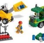 Lego Set Constructie Drumuri Lego Bricks