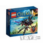 LEGO CHIMA PLANORUL LUI RAZCAL (70000)