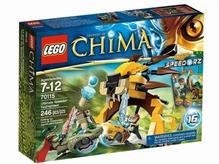 Lego Turneul Suprem Speedor Din Seria Lego Legends Of Chima