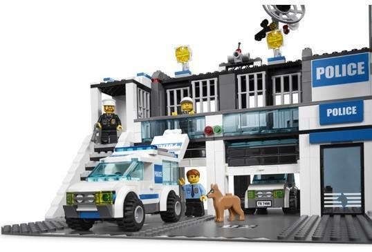 LEGO Statia de politie LEGO City