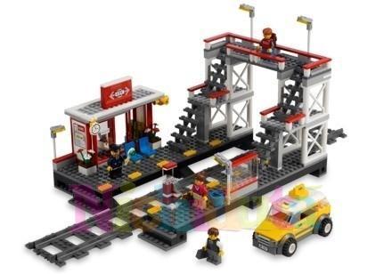 LEGO Gara LEGO City