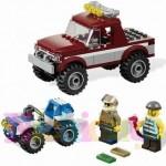 LEGO Urmarirea cu politie din seria LEGO CITY