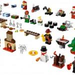 LEGO Calendarul de advent LEGO City 2013