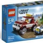 Lego Lego City Urmarire – 4437