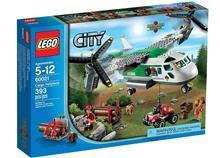 Lego Lego City Avion Cu Elice Pentru Transport – 60021