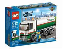 Lego Camion Cisterna Lego City