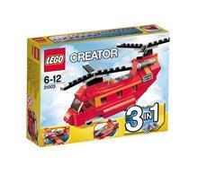 Lego Lego Creator Rotoare Rosii -31003