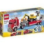 Lego Lego Creator Transportator Pentru Utilaje De Constructii – 31005