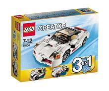 Lego Lego Creator Masina Sport De Autostrada – 31006