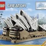 Lego Lego Creator Opera Din Sydney