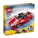 Lego Lego – Creator masina 3X1